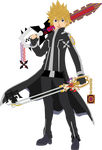 Roxas Twilight - The Nobody of Ever After High by SuperHeroTimeFan