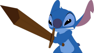 Stitch With a Sword
