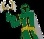 Green Mystic Ranger