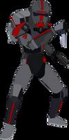 Sergeant Hunter - SWTCW Season 7