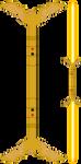 Double-Bladed Phoenix Wing Lightsaber by SuperHeroTimeFan