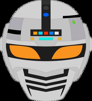 Space Sheriff Gavan Helmet