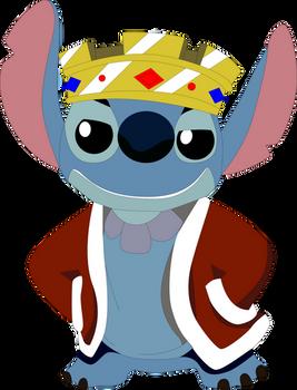 Stitch the King
