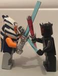 The Phantom Apprentice - The Duel by SuperHeroTimeFan