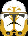 Upcoming - Force Squadron Clone Trooper Helmet by SuperHeroTimeFan