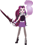 Raven Queen [REDO] - The Nobody of Ever After High by SuperHeroTimeFan