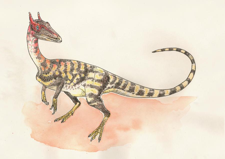 Segisaurus halli by Andrewsarchus89