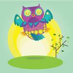 Skribble owl