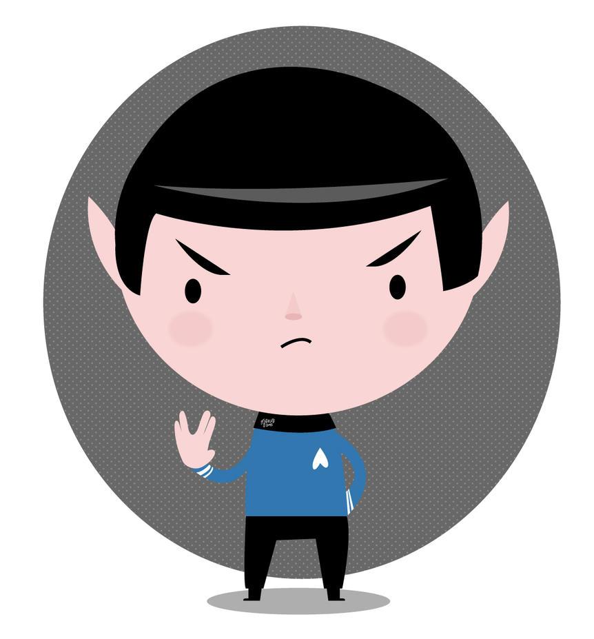RIP Spock by mjdaluz