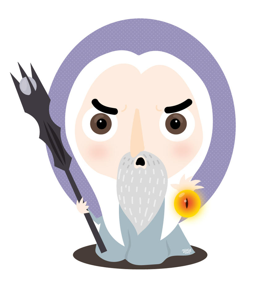 Saruman by mjdaluz
