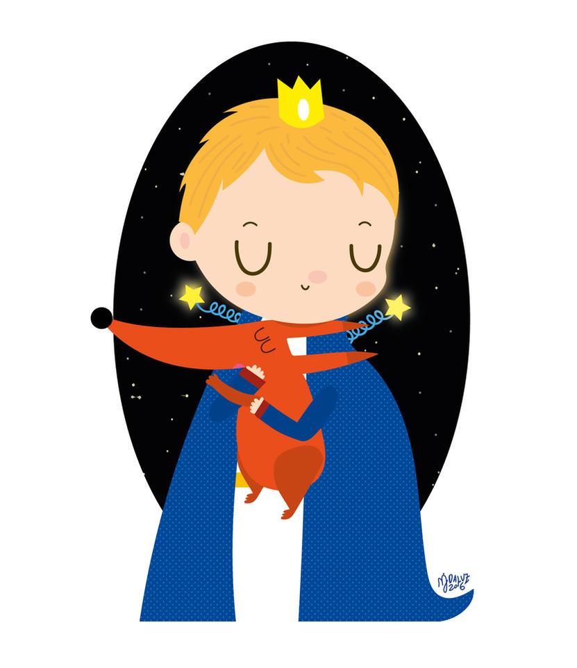 Le petit prince by mjdaluz