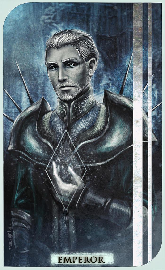 Sheogorath in Order| E M P E R O R by ZnNavigator