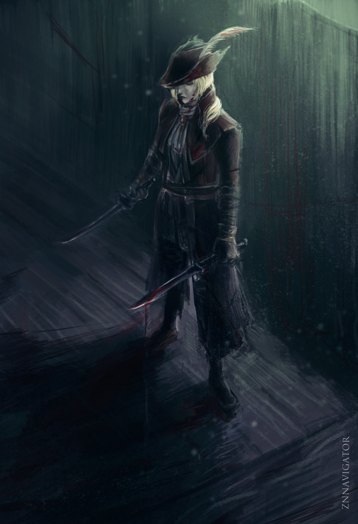 lady maria by ZnNavigator