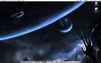 End of Summer 2008 Desktop by Snea