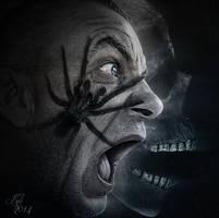 Arachnophobia by MademoiselleKati