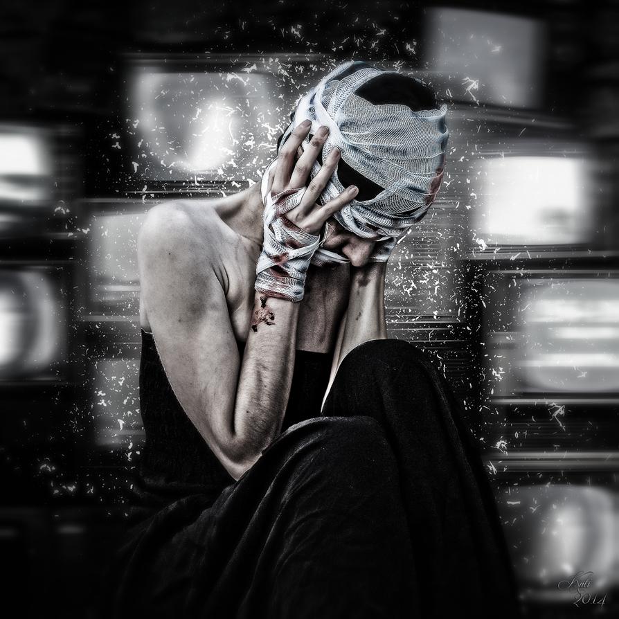 Sick Media by MademoiselleKati