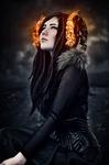 Mystic Aries Girl