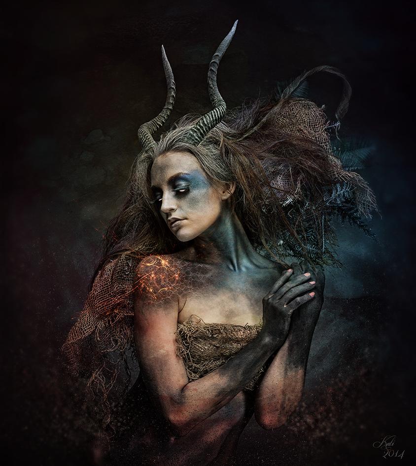 Mother Earth by MademoiselleKati