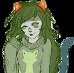 kitty sweater