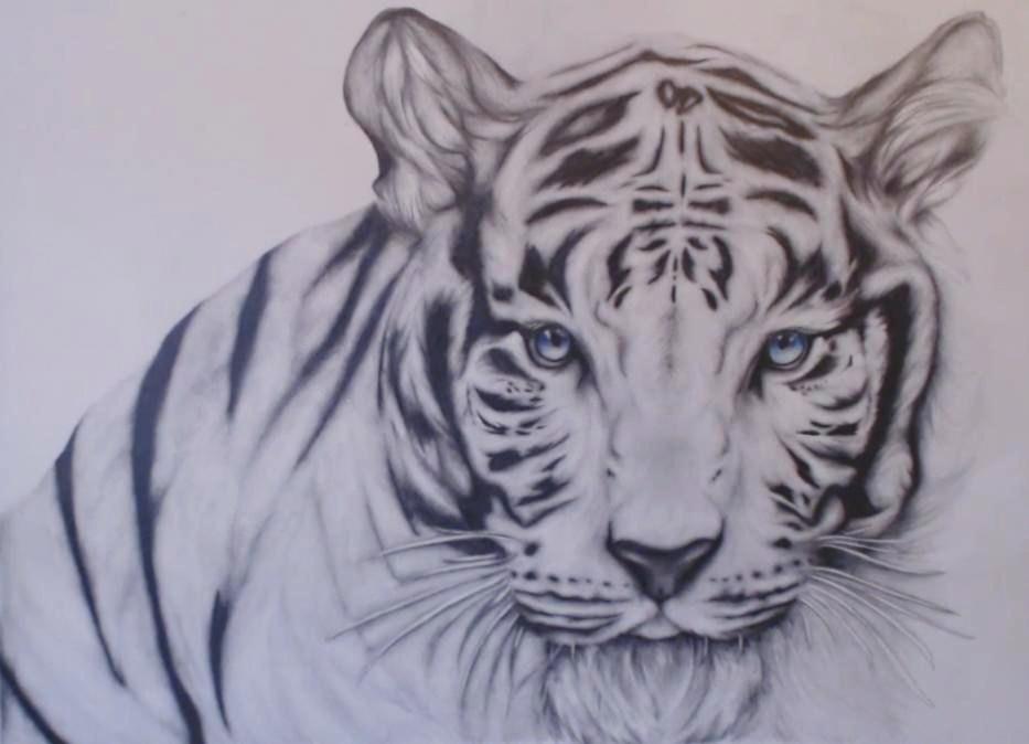 White Siberian Tiger by MerKira on DeviantArt  White Siberian ...