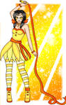 Charmer Topaz for anime-colourful