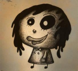 girl by gorkemgurel
