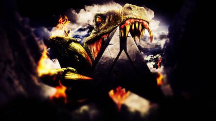 Dino by Krud3