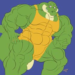 Oscar 'Gator~