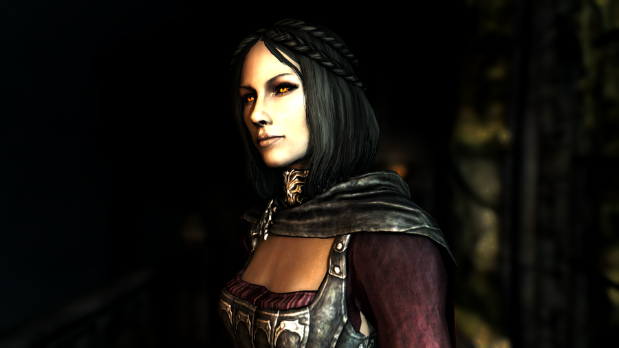 Serana: Best.  Vampire.  EVAR. by AlleyneTheElf