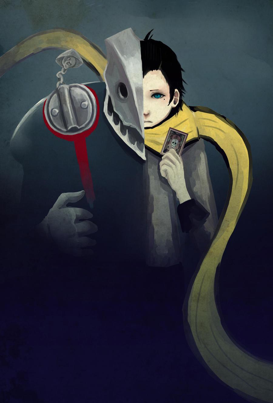 Persona 3: Ryoji Mochizuki by DecemberComes