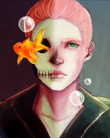 The goldfish by DecemberComes