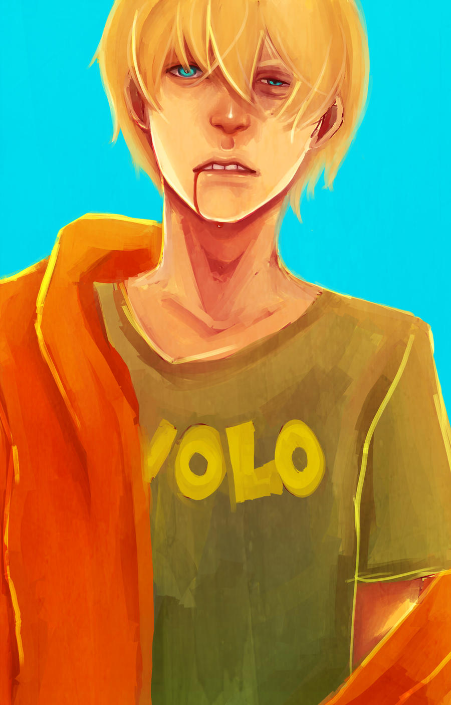 Kenny McCormick: YOLO by DecemberComes