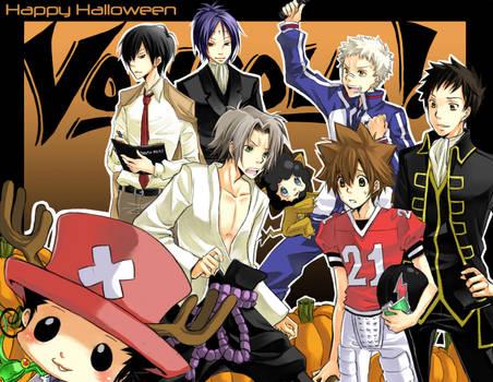 Reborn - Happy Halloween 2007
