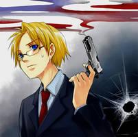 Hetalia - Diplomacy by kanae
