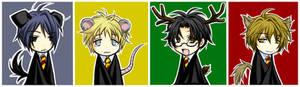 Harry Potter - Snuffles + Co.
