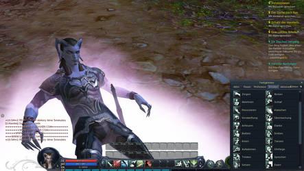 Anariel, my AION Character