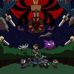 [PKMNation] ( Mar. Event 4 ) Moonlit Swords