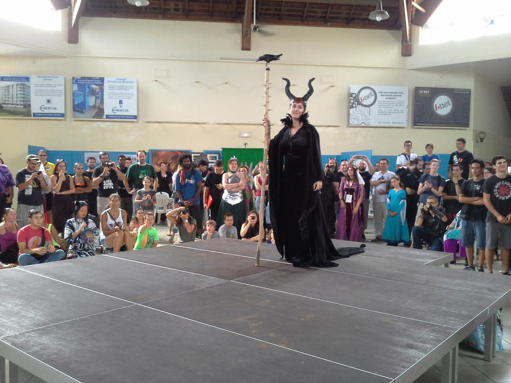 Malficent by Sarah175Alice