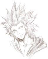 Axel by Daneru-kun