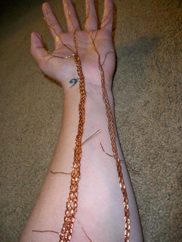 Nerves of ....Copper? by ZanderJames