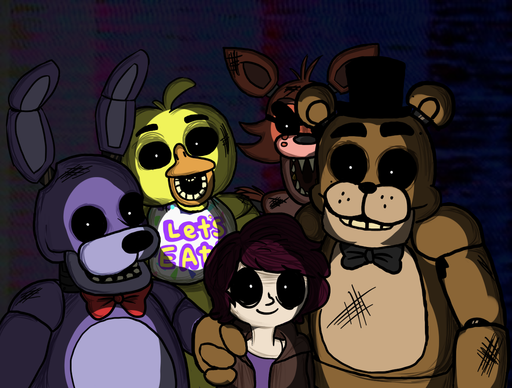 Welcome To Freddys by hayleighs