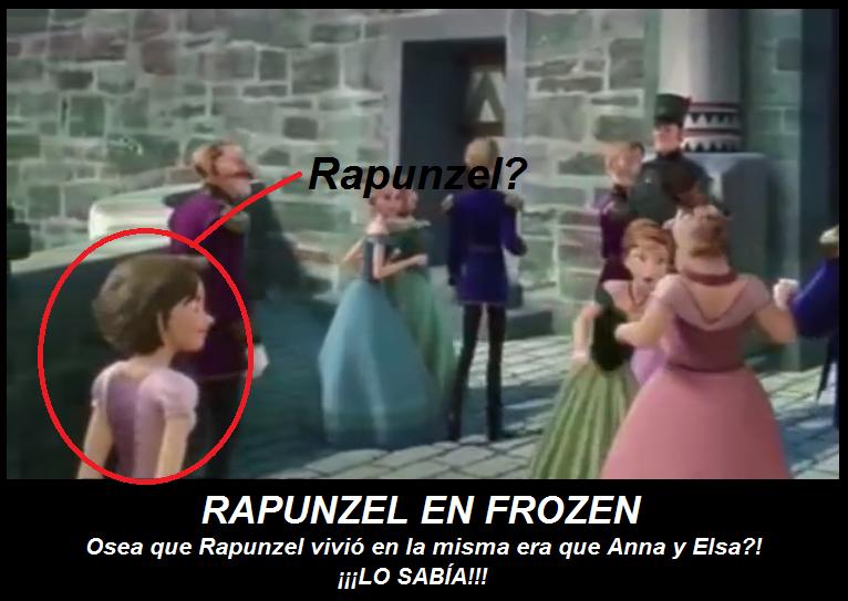 En Frozen Rapunzel by NamyGaga