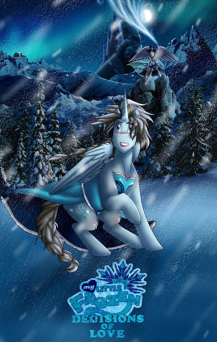 My Little Frozen-DL Wallpaper 1 by NamyGaga
