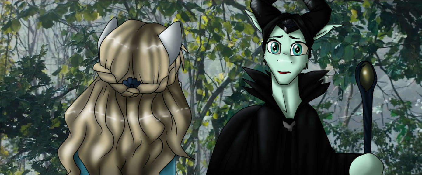 [MLP] You're Maleficent? 1 by NamyGaga