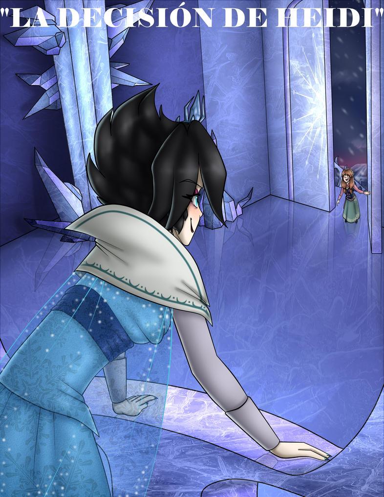 Frozen Decisiones de Amor_Capitulo 6 by NamyGaga