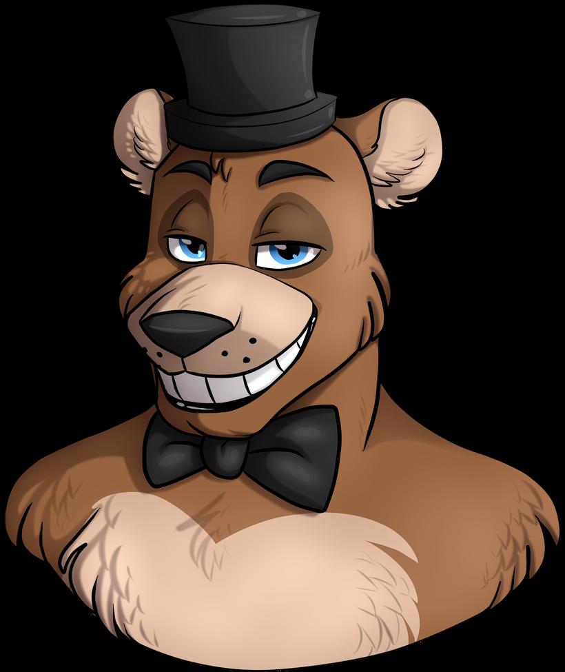 Freddy fazbear face