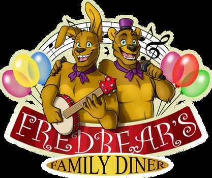 FNAFNG_Fredbear's Family Diner by NamyGaga