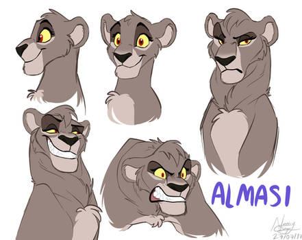 Almasi, My TLK OC