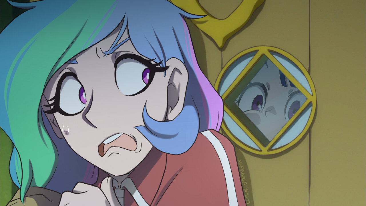 My Little Witch Academia 3