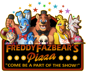 FNAFNG_Freddy Fazbear's Pizza (Toys)